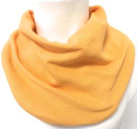 Orange savletørklæde