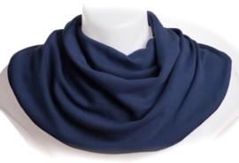 Marineblåt  savletørklæde
