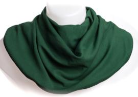 Flaskegrønt savletørklæde til voksne