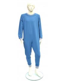 Pyjamas med lynlås til børn og unge