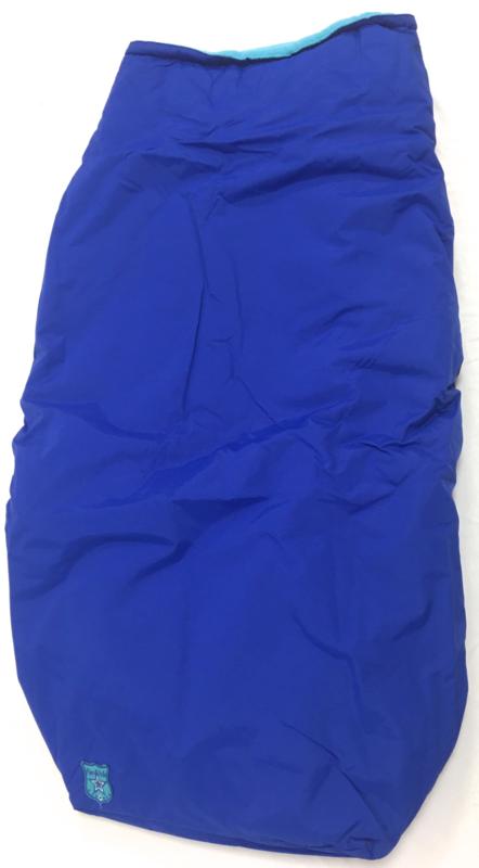 Kobalt blå kørepose