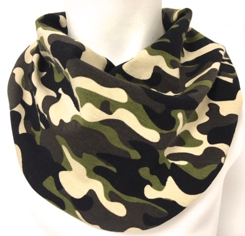 Ny camouflage smæk