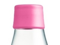 Retap waterfles 300ml met roze dop