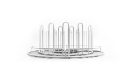Retap dishwasher rack voor 25 Retap Bottles