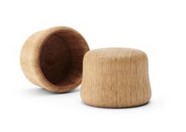 Retap dop eiken hout