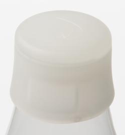 Retap dop ijs wit