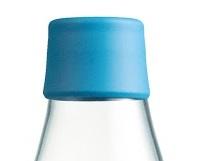 Retap waterfles 500ml met licht blauwe dop