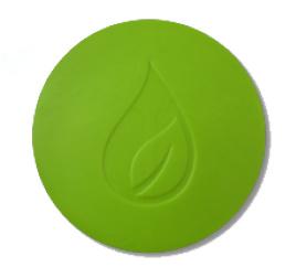 Retap Caraf dop mos groen
