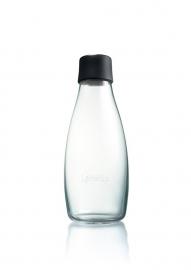 Retap waterfles 500ml met zwarte dop