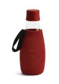 Retap rode sleeve voor de 300ml Retap waterfles