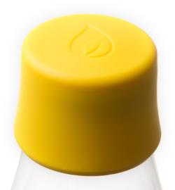 Retap dop geel