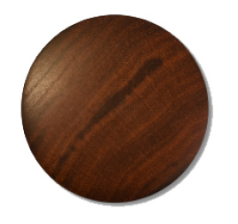 Retap Caraf dop walnoot hout