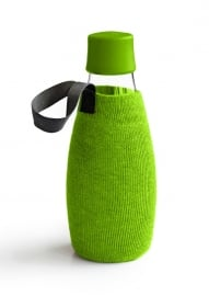 Retap mos groene  sleeve voor de 500ml Retap waterfles