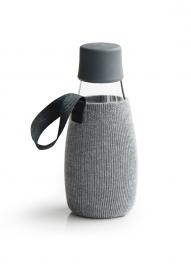 Retap grijze sleeve voor de 300ml Retap waterfles