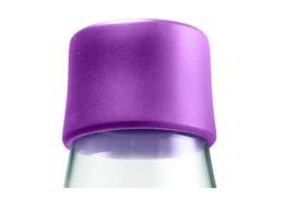 Retap waterfles 500ml met paarse dop