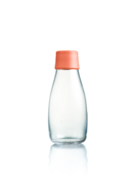 Retap waterfles 300ml met perzik dop