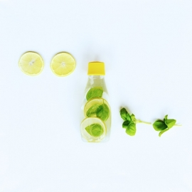 Lemon Basil Twist
