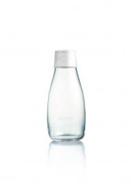 Retap waterfles 300ml met ijs witte dop