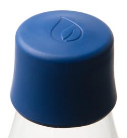 Retap dop donker blauw
