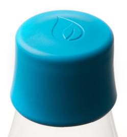 Retap dop licht blauw