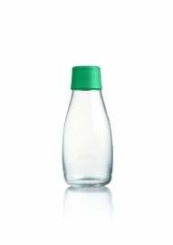 Retap waterfles 300ml met groene dop