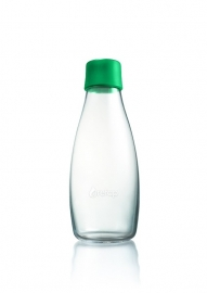 Retap waterfles 500ml met groene dop