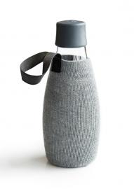 Retap grijze sleeve voor de 500ml Retap waterfles