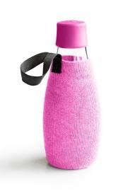 Retap roze sleeve voor de 500ml Retap waterfles