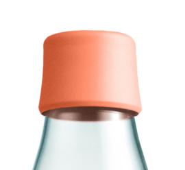 Retap waterfles 800ml met perzik dop