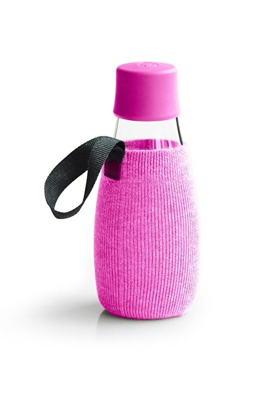 Retap roze sleeve voor de 300ml Retap waterfles