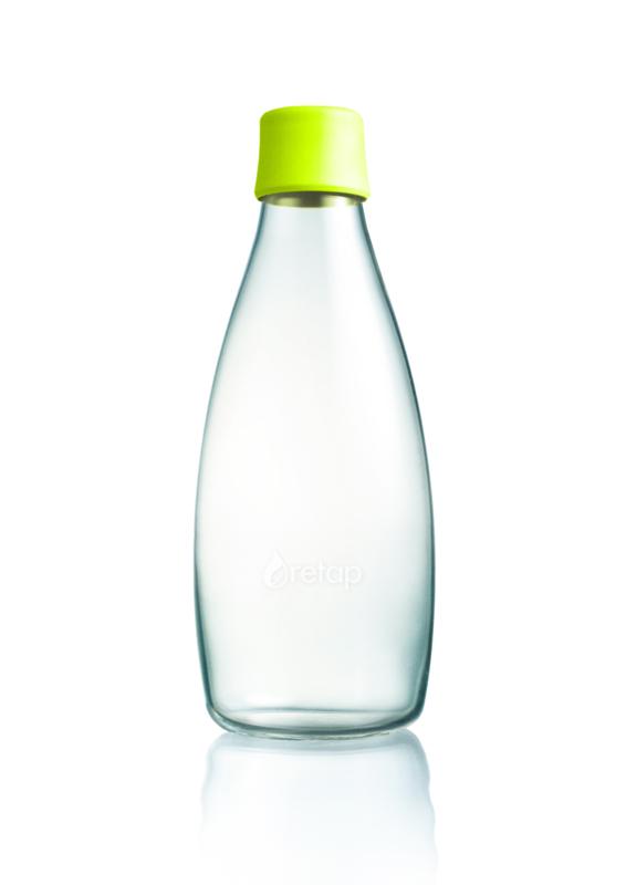 Retap waterfles 800ml met lemon lime dop