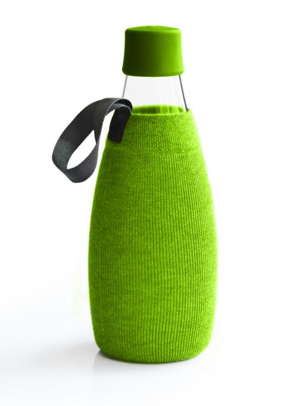 Retap mos groene  sleeve voor de 800ml Retap waterfles