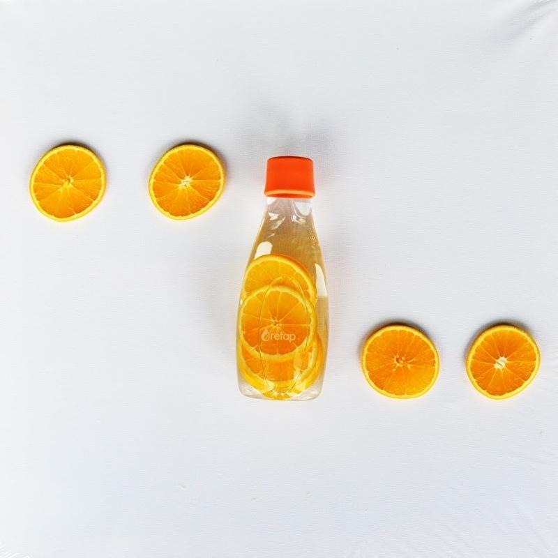 Orange Only Twist