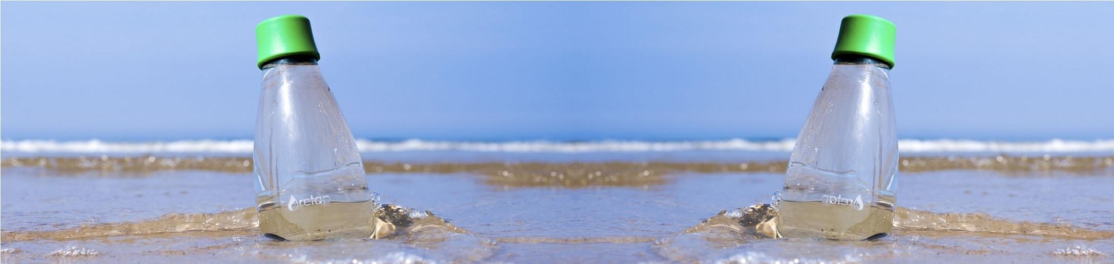Retap at the beach