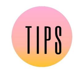 Bewaar tips