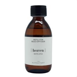 Heaven - White Lotus (refill reeds)
