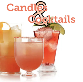 Candles & Cocktails