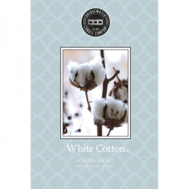 White Cotton sachet
