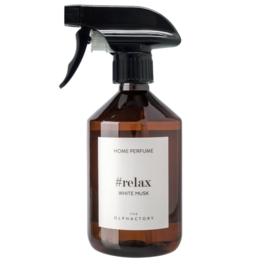 #Relax - White Musk (room spray)