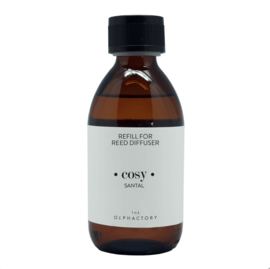 Cosy - Santal (refill reeds)