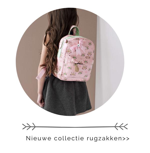 Mooie collectie kinder rugzakken en tassen
