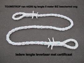 Touwstrop - Sleeplijn 44 mm 44200 kg