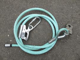 Hercules touw voor boomverzorging , klimtoestellen 16 mm