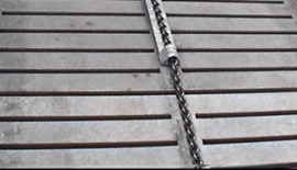 Ketting voor mestschuiven 10 mm
