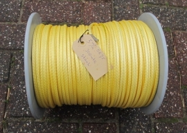 Dyneema 5 mm met coating