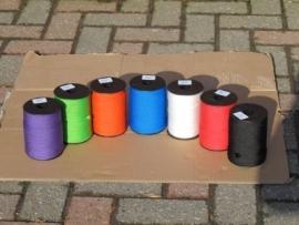 PPMF 3 mm gevlochten diverse kleuren