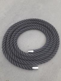 RVS eindbussen voor 48 mm touw
