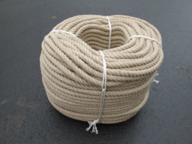 Hennep natuur touw 18 mm