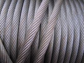 draaivrije staalkabel 8 mm