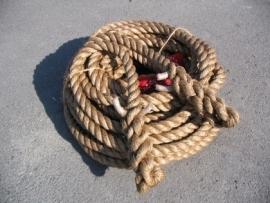 Touwtrek touw 34 mm 17.5 meter